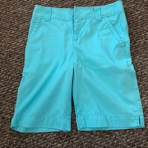 Lilly Pulitzer | Resort Fit Turquoise Shorts
